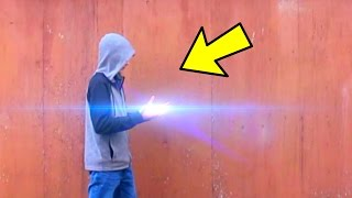 20 People With Superpowers Caught on Tape