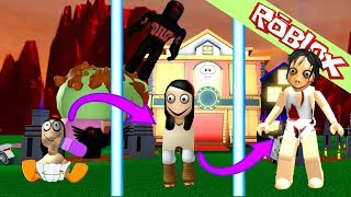 the Roblox's episode Story ultimately BECOME enigmatic Momo MOMO Meepcity IN ROBLOX.