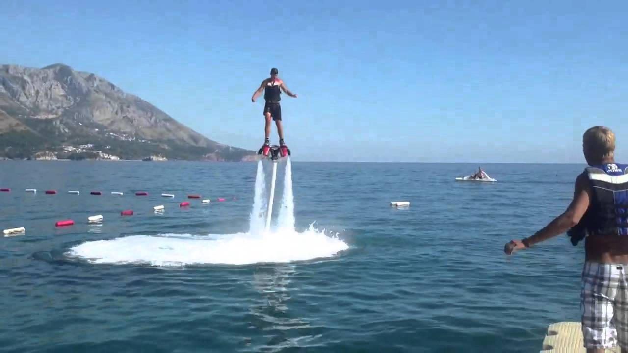 Water Jet Pack >> Flyboard - Coolest Water Jet Pack EVER!!! - YouTube