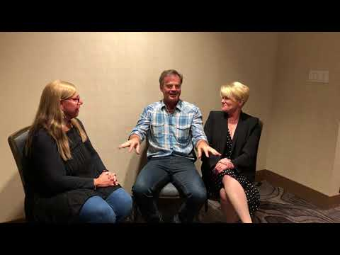 Interview with Judi Evans and Wally Kurth