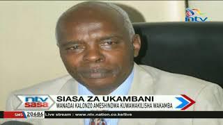 Je, muungano mpya wa magavana Mutua, Ngilu na Kibwana ni tishio kwa nafasi ya Kalonzo Ukambani?