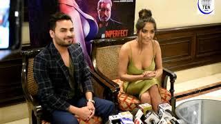 Poonam Pandey Promotes her upcoming Movie