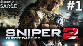 Zagrajmy w Sniper: Ghost Warrior 2 odc. 1 - Klimat i skradanie, to lubię!