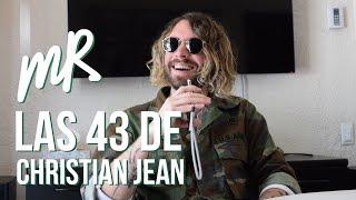 Las 43 de Christian Jean