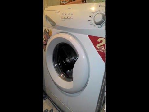 сломалась стиральная машинка VESTEL AURA через 5 лет