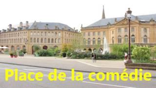 Metz - Guide Touristique