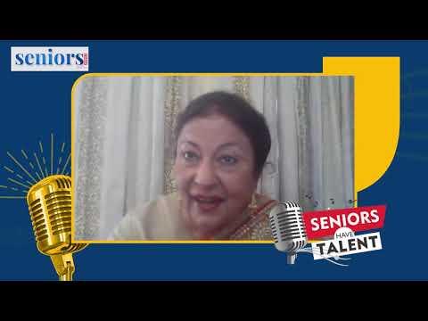 Shabnam Ladak Performing at Seniors Have Talent | Season Two Finale | Online Singing Contest