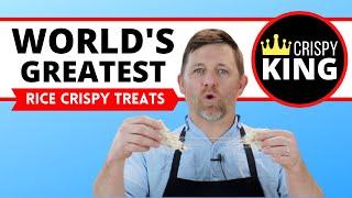 The BEST Rice Krispies Treats  - Special Ingredient Recipe