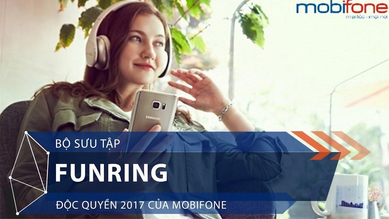 Bộ sưu tập Funring độc quyền của Mobifone | VTC1