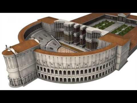 BBC Ancient Greece The Greatest Show on Earth 3of3 Romans