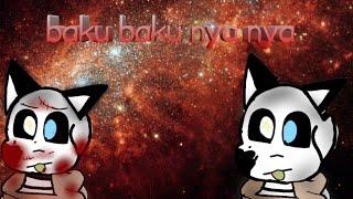 Baku baku nya nya meme ink sans