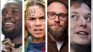 Tekashi looks for Meek Mill, Seth Rogan betrays James Franco? Future busy Mother Day lol, Elon Doge