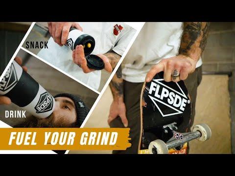 Skateboarding + FLPSDE