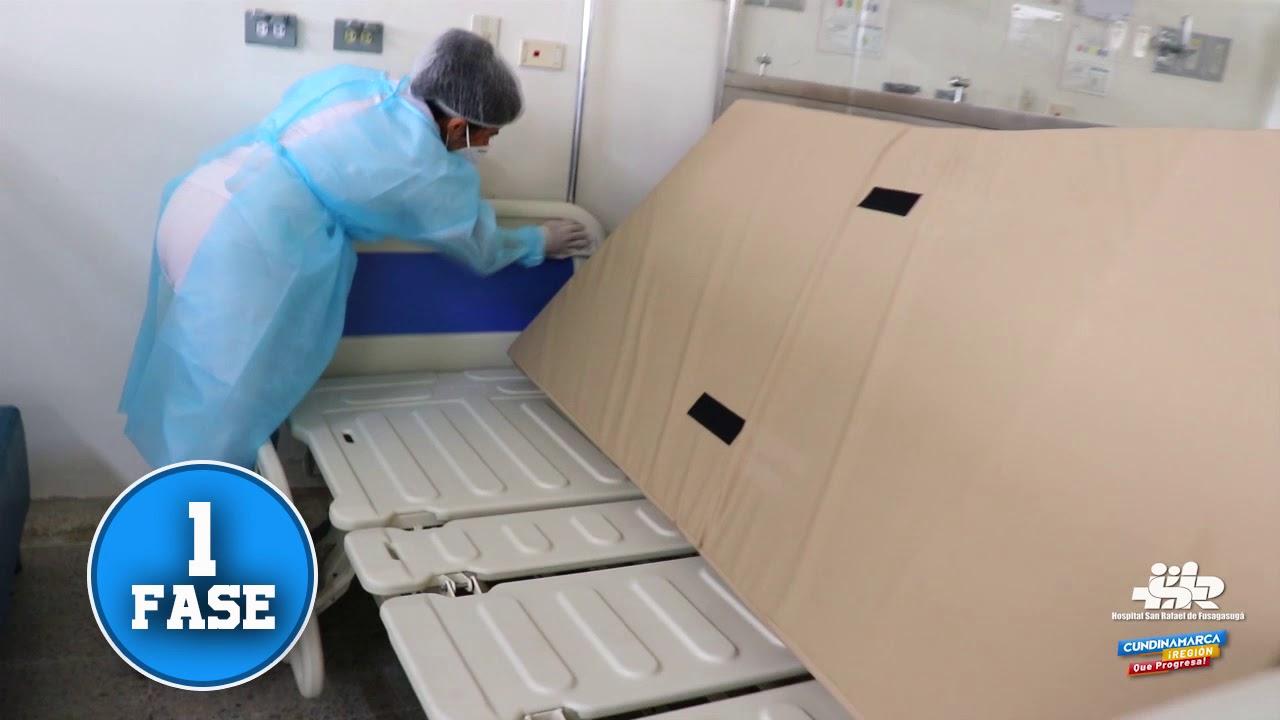 Hospital de Fusagasugá preparado ante eventual emergencia por Covid 19