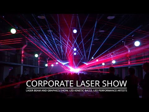Corporate Laser Shows