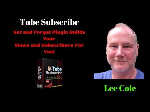 Tube Subscribr Sales Video – Get More YouTube Subscribers