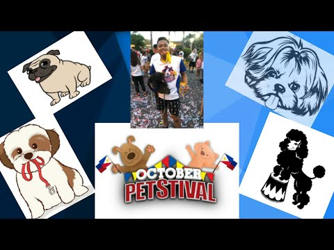 OCTOBER PETSTIVAL YEAR 6 AT IMUS CITY CAVITE (PLAKDA ANG MGA DOGGIES!!!)