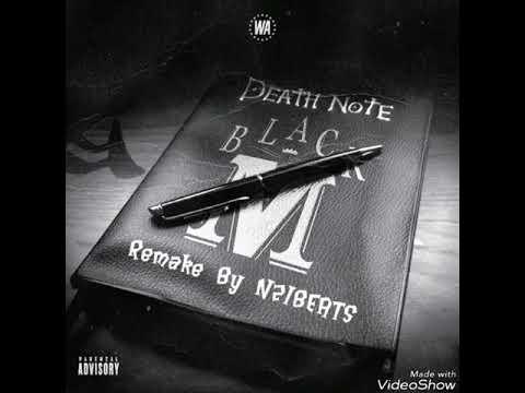 Black M-Death Note instrumentale 2017 (Prod By N2IBEATS)
