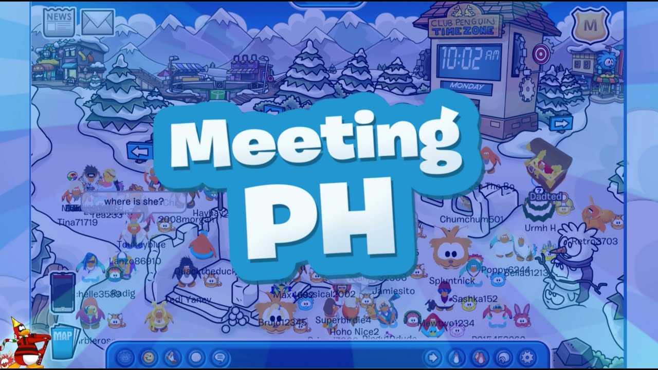 club penguin ph meet up times 2015