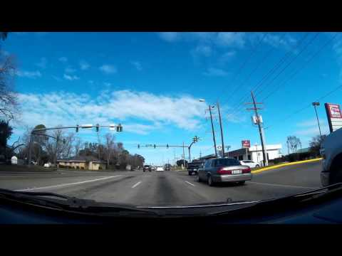 Driving in Lake Charles, LA