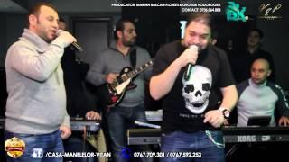 Florin Salam - Amar si foc la inima (Casa Manelelor Vitan) LIVE