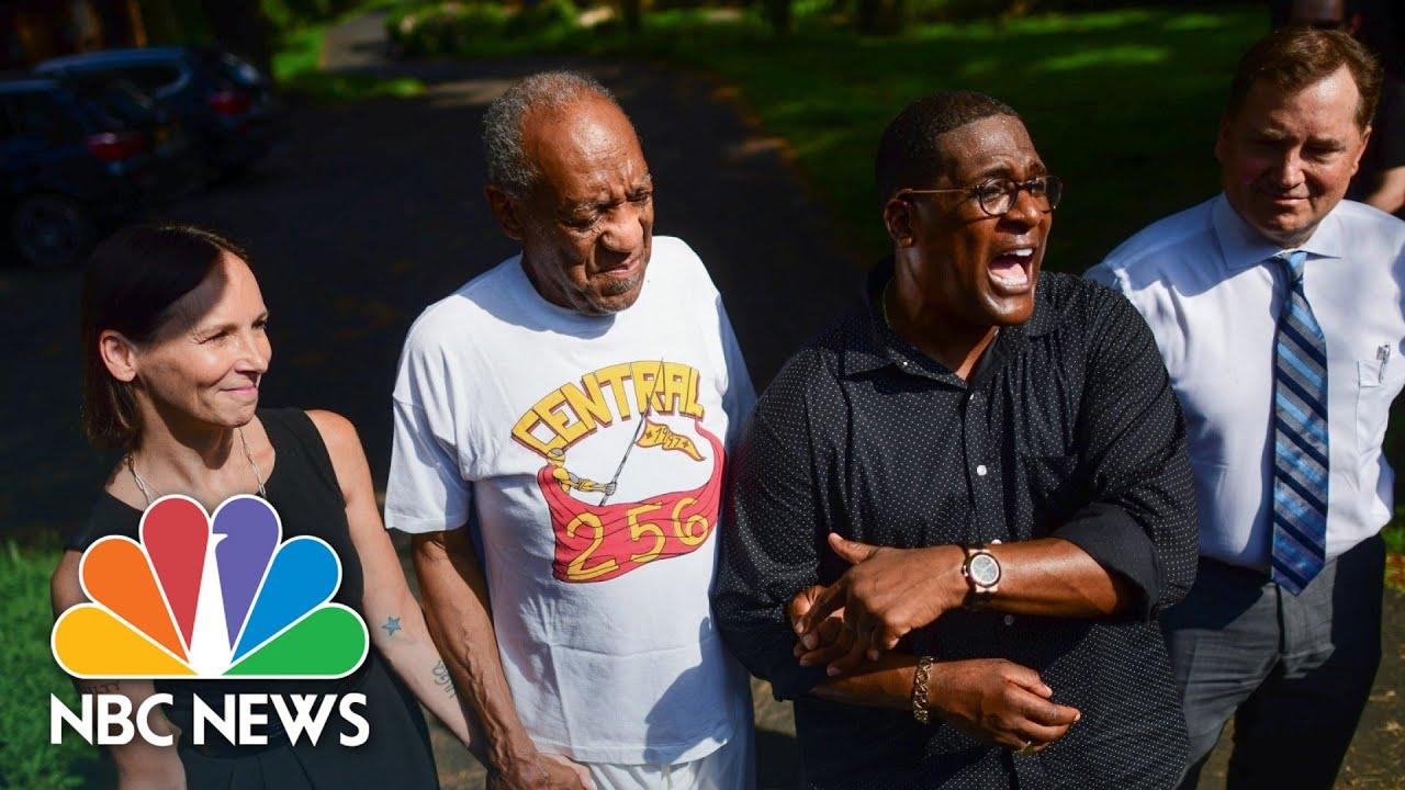 Bill Cosby urges Black press to 'push forward'