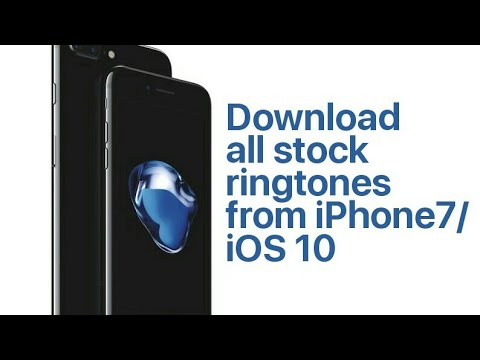 ringtone iphone original zip