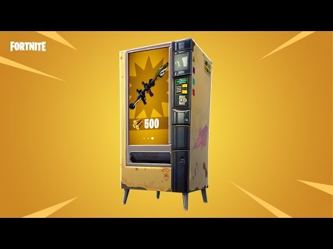 Vending Machine - New Feature