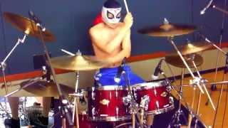 【ロマサガ】ロマンシングサ・ガ 1,2,3メドレーを激しく叩いてみた!/Romancing Sa Ga drum play dainashi / ドラム / ゲーム音楽