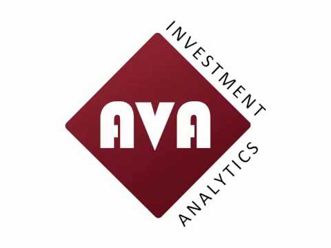 AVA Investment Analytics - E Trade Crooks and Michael Lewis HFT Scam