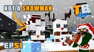 Winter Star Wars Land fun times! | Truly Bedrock Season 2 [51] Minecraft Bedrock