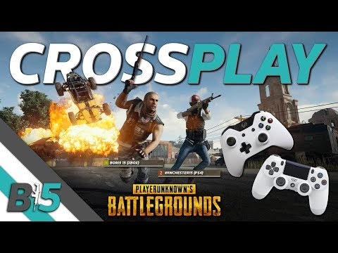 PUBG CROSSPLAY | Next Update Ready, Console Crossplay Coming Soon (Xbox One/PS4)