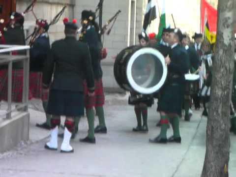 Black Watch Cadets - St. Patrick