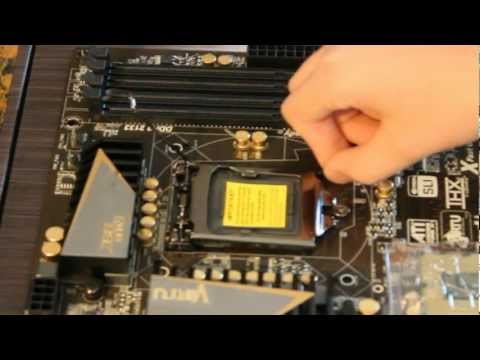 part-1---how-to-build-a-computer---installing-cpu/processor-in-motherboard