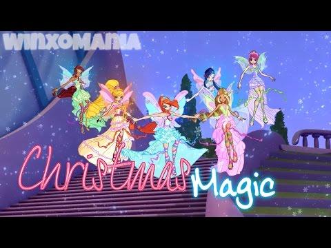 Winx Club - Christmas Magic [FULL SONG]
