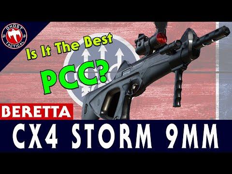 Range Time:  Beretta CX4 Storm Review & Multi-Position Home Defense Drill