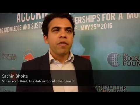 Sachin Bhoite: City Resilience Index