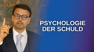 Raphael M. Bonelli: Psychologie der Schuld
