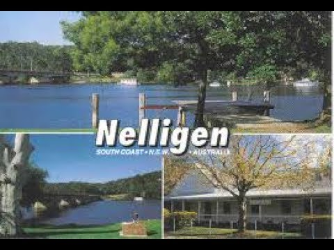 Litchi Waypoint flight - Nelligen, a small riverside town on the Clyde River, Batemans Bay NSW
