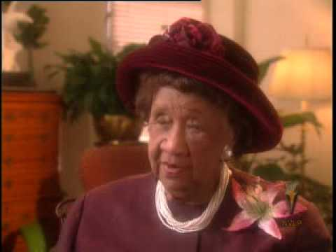 Dorothy Height : What Needs To Be Done