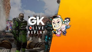 Découverte de Apex Legends [ GK Live replay ]