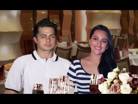 sonakshi sinha caught with her ex boyfriend bunty spotboye youtube