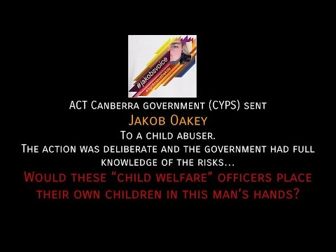 CYPS Canberra FAIL