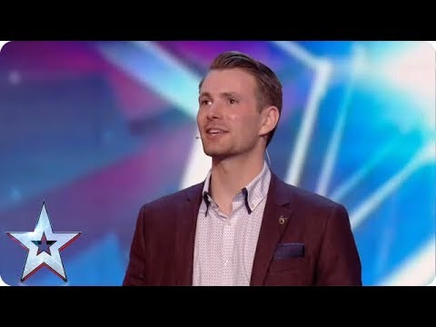 CAN you believe it?! Soldier STUNS Judges with SHOCKING magic trick! | Britain's Got Talent