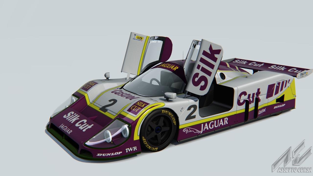 Assetto Corsa Jaguar XJR-9 LM - YouTube