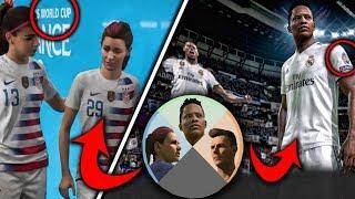 FIFA 19 | RZECZY KTÓRE PRZEGAPIŁEŚ W TRAILERZE THE JOURNEY