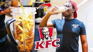 BLACK GUY BLENDS KFC