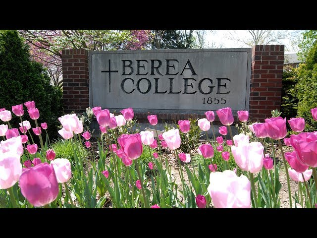 This is Berea College