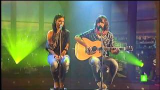 """""""Me da lo mismo"""" El Pescao y Ana Vera en Buenafuente 07.10.10"""