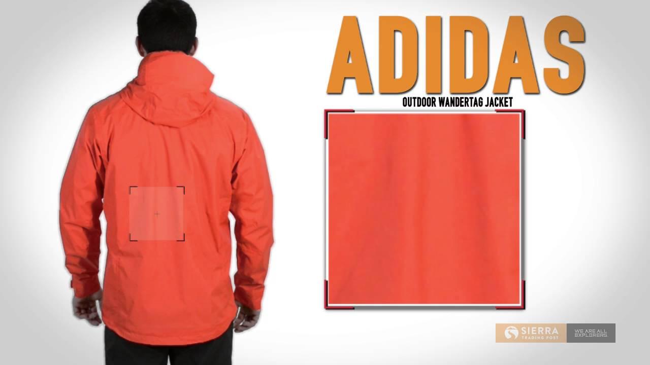 adidas outdoor Wandertag Jacket Waterproof (For Men)